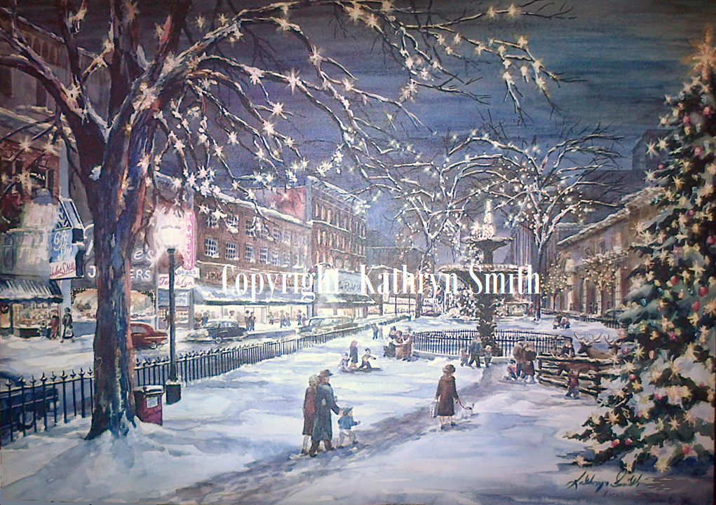 Limited Edition Prints Winter Kathryn Smith