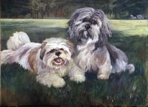 Cloe & Tibbs