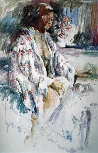 The Silk Kimono